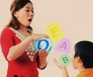 gia sư dạy trẻ chậm nói tại nhà ở Hà Nội