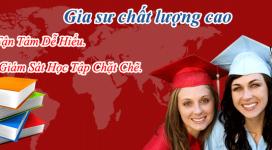 Dịch vụ dạy kèm tại nhà quận Long Biên