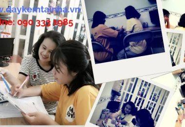 Gia sư dạy kèm môn tiếng Anh tại Hà Nội