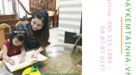 Gia sư dạy kèm môn tiếng Anh lớp 1 tại Hà Nội