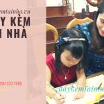 Gia sư dạy kèm môn tiếng Anh lớp 5 tại Hà Nội